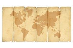 Free World Map Stock Photo - 18954220
