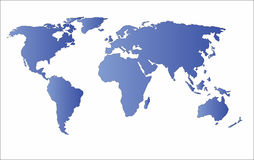 Free World Map Stock Images - 2092314