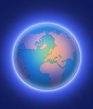World map royalty free illustration