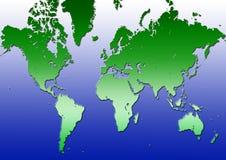 Free World Map Stock Image - 4619921