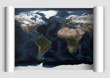 World Map. World. world map. map of the world stock photography