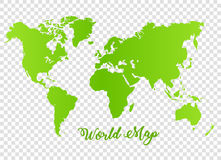 World Map Background Stock Photos