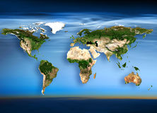 World Map. Best Concept of global business from concepts series.(Elements of this image furnished by NASA Stock Images