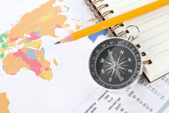 World map business background Stock Photos