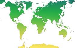 World map full Royalty Free Stock Photo