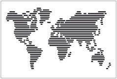 World-map Stock Images