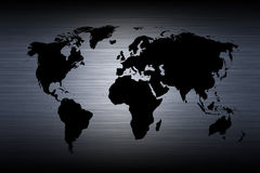 Free World Map - Map Of The World Royalty Free Stock Image - 3546306