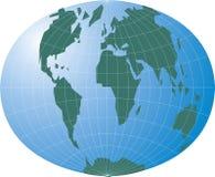 World map Stock Photography