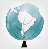 World Map Vector Illustration. World  Map Vector Illustration . This is file of EPS10 format Stock Photos