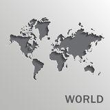 World map Stock Photos