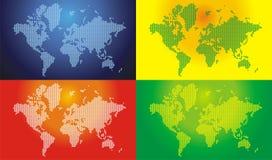 World Maps Stock Image