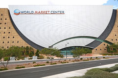 World market center building Stock Image