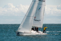 World Match Racing Tour Stock Photo