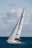 World Match Racing Tour royalty free stock photography