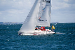 World Match Racing Tour Stock Photography