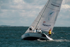 World Match Racing Tour Stock Images