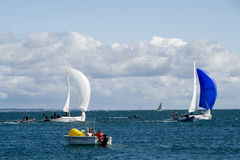 World Match Racing Tour Stock Image