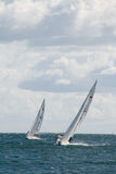 World Match Racing Tour Royalty Free Stock Images