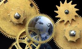 World Mechanism Stock Photo