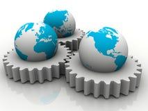 World mechanism Stock Photos