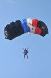 World Military Parachuting Championship Stock Photography