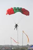 World Military Parachuting Championship Royalty Free Stock Image