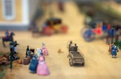 The world in miniature. Stock Photos