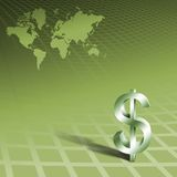 World Money Royalty Free Stock Photo