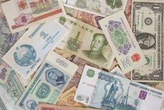 Free World Money Royalty Free Stock Image - 13910466
