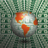 World Money Stock Photography