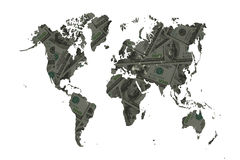 The world of money. Stock Photos