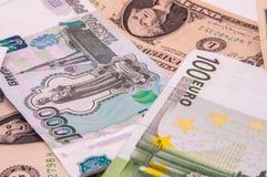World money Royalty Free Stock Image