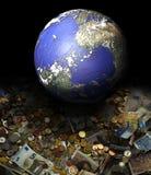 World money Stock Photo