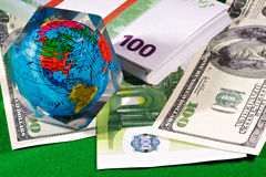 The World Of Money Stock Photography