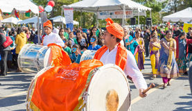 World of Montgomery  2015 Festival Royalty Free Stock Photo
