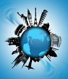 World monuments Stock Photography