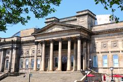 World Museum of Liverpool. Royalty Free Stock Photography