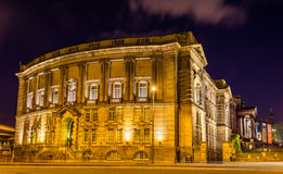 World Museum in Liverpool at night Stock Images