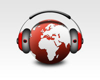 World Music Royalty Free Stock Images
