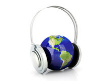 World of Music - America Stock Photo