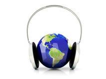 World of Music - America Royalty Free Stock Photo