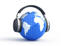 World music concept Royalty Free Stock Photo