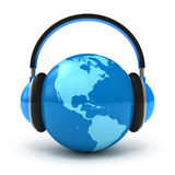 World music concept Stock Photo
