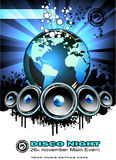 World Music Event Background Stock Photography