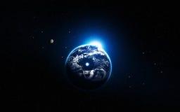 World. This is my beautiful world Stock Photo