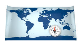 World navigation Royalty Free Stock Photo