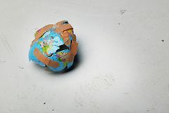 A World In Need Of Repair Stock Photo