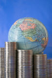 World needs money Stock Image