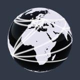 World Net royalty free stock photo