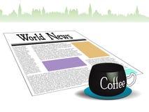 World news Stock Photo